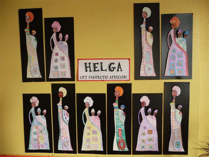 Assez L'Afrique | Ecole Ste Anne - St Jean Baptiste GZ93
