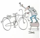 vélo calder