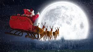 Le père Noël autorisé à voler la nuit de Noël - Transport Routier